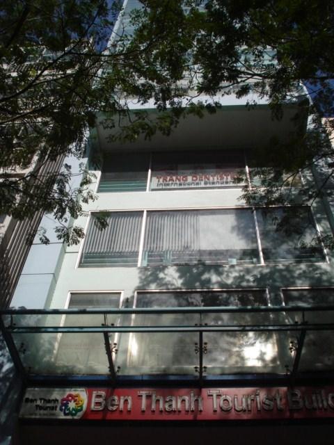Office for lease in Ngo Duc Ke str, center city.